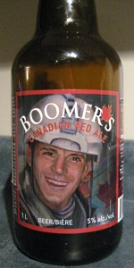 Boomer's Canadian Red Ale