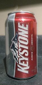 Keystone Lager