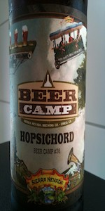 Hopsichord - Beer Camp #36