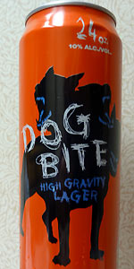 Dog Bite High Gravity Lager
