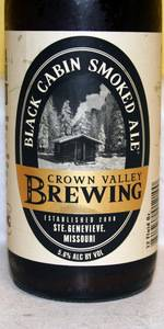 Black Cabin Smoked Ale