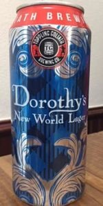 Dorothy's New World Lager