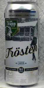 Trapp Trosten Bier
