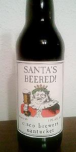 Santa's Beered '10