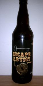 Escape Artist Pale Ale