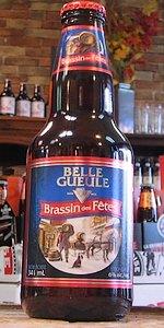 Belle Gueule Brassin Des Fêtes