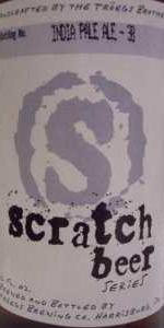 Scratch Beer 38 - 2010 (IPA #2 Of 4)