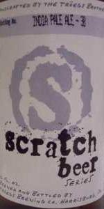 Scratch Beer 38 - 2010 (IPA #2 Of 4)