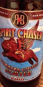 Spirit Chaser Sumatra Coffee Porter