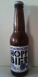 Hoppbier Beer Garden Pilsner