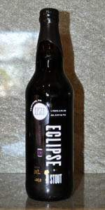Imperial Eclipse Stout - Evan Williams Bourbon