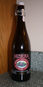 Muskoka Winter Beard (Double Chocolate Cranberry Stout)