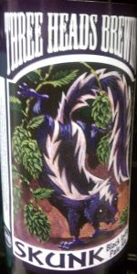 Skunk Black IPA