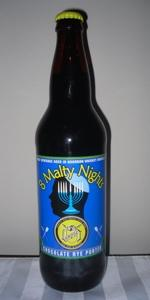8 Malty Nights (Bourbon Barrel Aged)