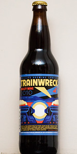 Trainwreck Barley Wine