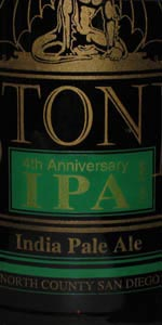 4th Anniversary IPA