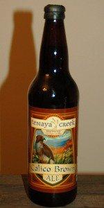 Tenaya Creek Calico Brown Ale