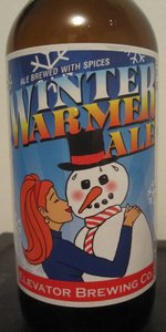 Elevator Winter Warmer Ale