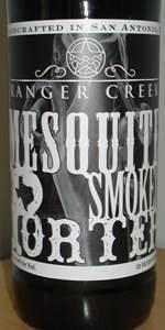 Mesquite Smoked Porter - MSP