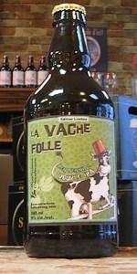 La Vache Folle Double IPA - Centennial