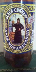 Monastyrskiy Black Currant Kvas