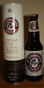 St-Ambroise Vintage Ale - Millésimée 2010