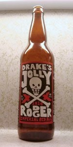 Drake's Jolly Rodger 2010 Imperial Red Ale
