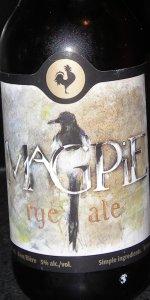 Big Rock Magpie Rye Ale
