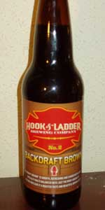Hook & Ladder Backdraft Brown