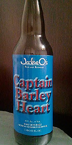 Captain Barley Heart