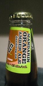 Mandarin Orange Amber Ale