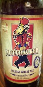Horny Goat Nutcracker