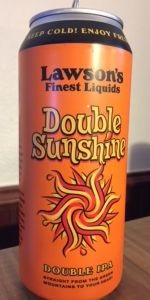 Double Sunshine IPA