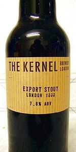 Export Stout London 1890
