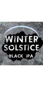 Winter Solstice Black IPA