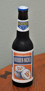 Wooden Nickel Scottish Peated Lager