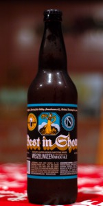 Best In Show (Weizelwizen Wheat Ale)