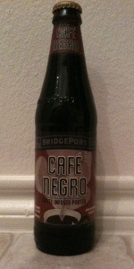 Café Negro Coffee Infused Porter