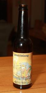Samurai Barley Ale