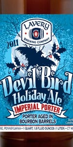 Devil Bird Holiday Ale