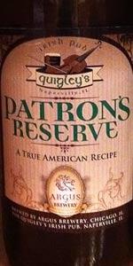 Quigley's Patron's Reserve