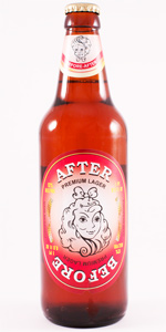 Before-After Premium Lager