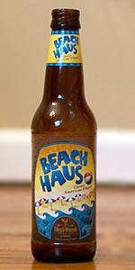 Beach Haus Classic American Pilsner