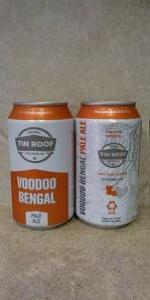 Voodoo Bengal Pale Ale