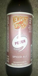 Newport Storm - Peter (Cyclone Series)