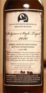 Brewer's Reserve Belgian Tripel