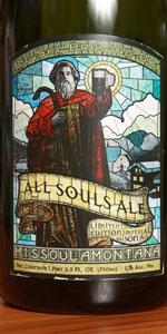 All Souls Ale 2011