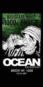 Ocean Brew No 1000