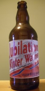Jubilation Winter Warmer 2010