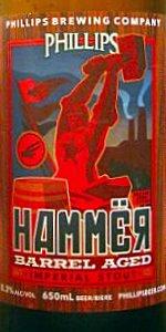 The Hammer - Barrel Aged